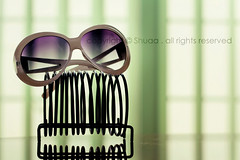 ({ Shuaa / ) Tags: 50mm glasses wait  eyeglasses         canon450d shuaa