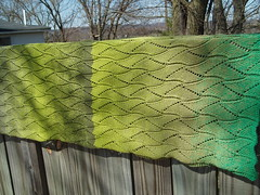 008 Upstairs Shawl