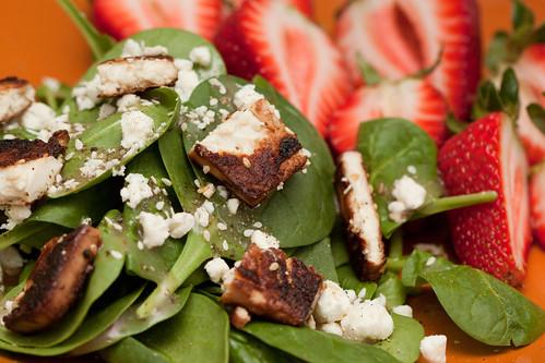 Delicious Tofu Salad