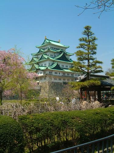 Nagoya castle Main donjon