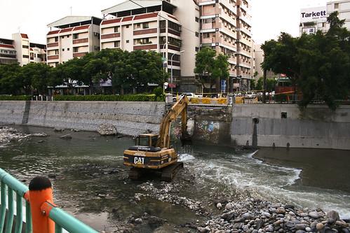 卡玫基颱風過後