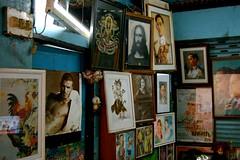 Amazing Barber Shop X (sherrattsam) Tags: road portrait thailand photo asia bangkok jesus toei klong thep davidbeckham toey krung kingofthailand petchbaburi