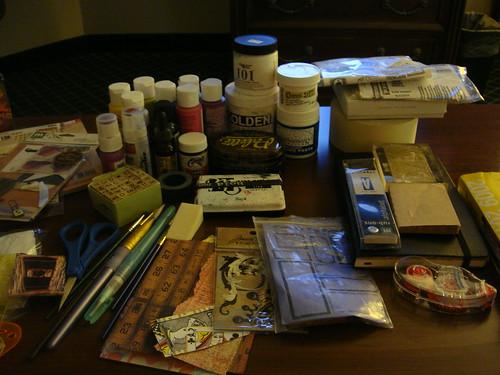 Travelling Kit (2)