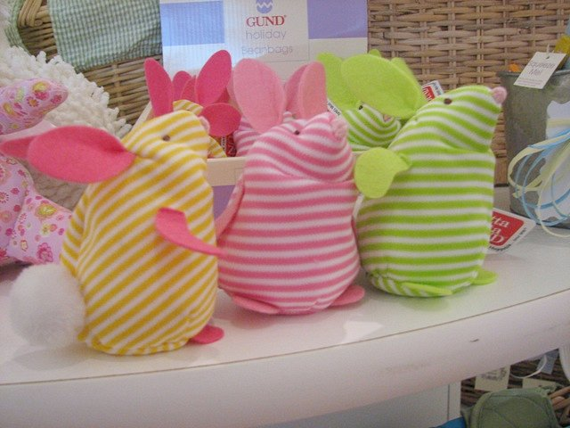 stripe bunnies