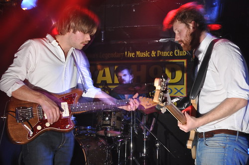 The Darcys at Zaphod Beeblebrox