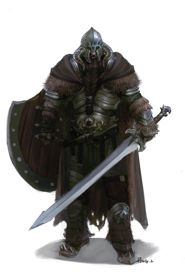Norse Concept Art
