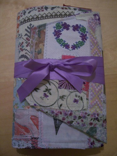 Front of Mum's Journal