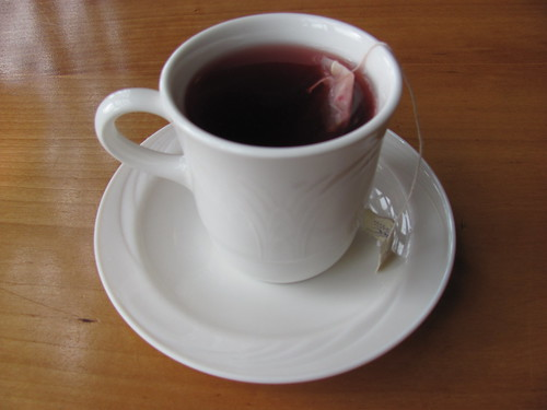 Berry Tea - Stanford Inn & Ravens Restaurant