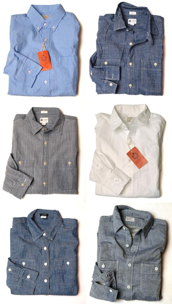 J.CREW / L/S Shirt