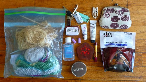 What's in my bag 04-17-10