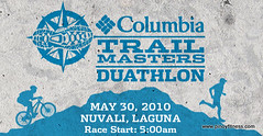 Columbia Trail Masters Duathlon Race Results