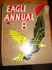Eagle Annual cover