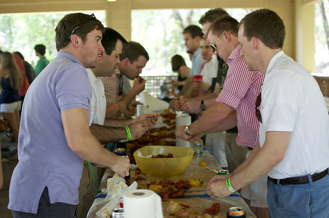 YMBL Crawfish de Mayo 2011