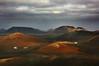 Timanfaya: the truth (blinkingidiot) Tags: park industry landscape colours earth lanzarote tourist national caldera volcanoes lunar timanfaya