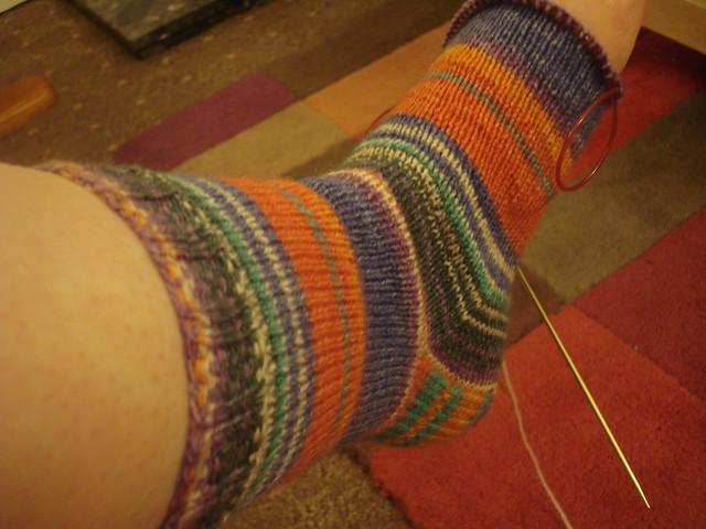 knitting 204