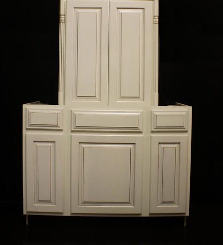 Kraftmaid Maple Bathroom Vanity Sink Base Cabinet 45 W EBay