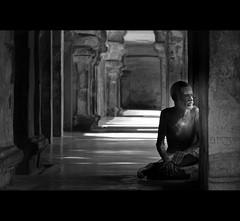 Timeless Corridors, Big Temple, Thanjavur