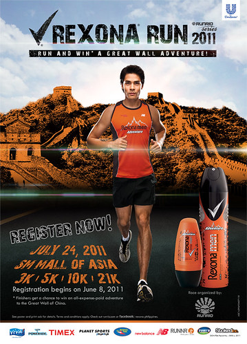 Rexona Adventure Run 2011