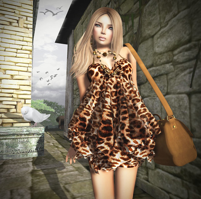 CH1C - INDIE ROSE - Jumper - AP - (Orange)