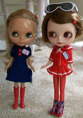 What we wore to Blythecon