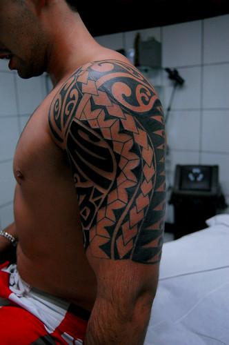 Tatuagem Polynesian Tattoo