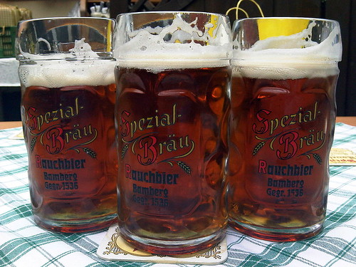 Rauchbier Spezial  Bamberg, Germany by Ethan Prater, on Flickr
