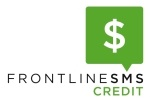 FrontlineSMS Credit logo