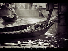 The Sleeping Ferry (Shabbir Ferdous) Tags: light portrait people blackandwhite bw man ferry boat photographer shot dhaka tone bangladesh bangladeshi canonef135mmf20lusm canoneos5dmarkii shabbirferdous oldtowndhaka shoyarighat wwwshabbirferdouscom shabbirferdouscom