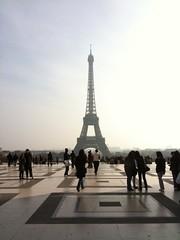A big Paris cliché (mais sympa quand même)