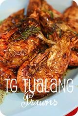 Tanjung Tualang Prawns