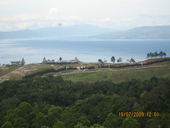 a resort @ lake toba (pran77) Tags: lake indonesia medan toba sumatera berastagi tongging sipisopiso