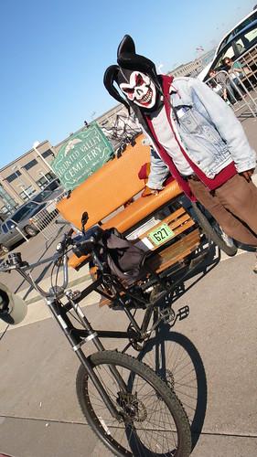 scary pedicab
