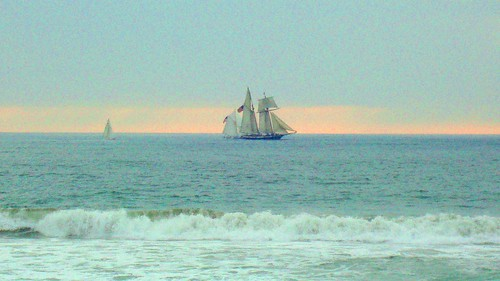 Tall Ship Sailing by billiefromthebeach, taking a break, will catch up..