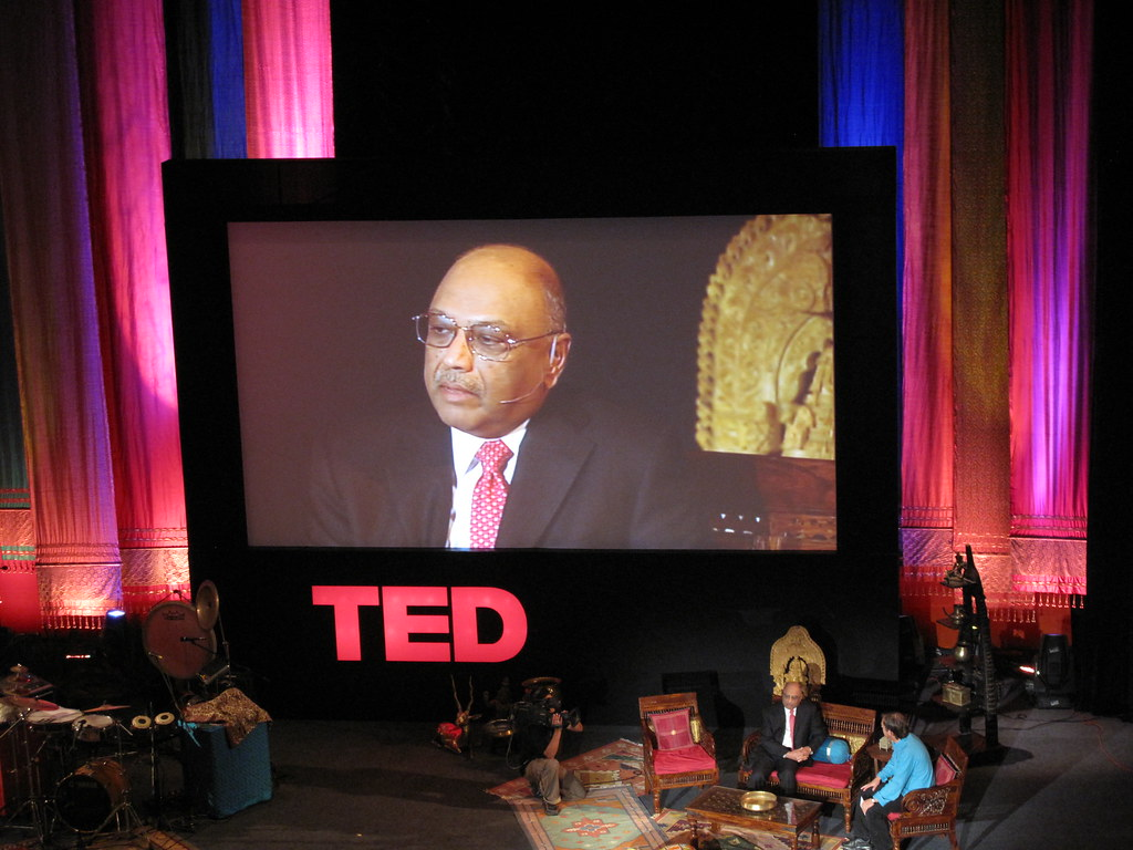 TED India 2009 -- CK Prahlad