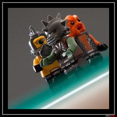 Space Police: The Bad Guys (ErnestoCarrillo70) Tags: macro closeup lego minifig spacepolice