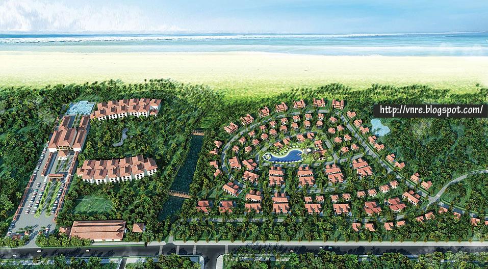 Danang Beach Resort Vinacapital