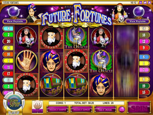 Future Fortunes slot game online review