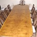 William IV Dining Table & 8 George II Dining Chairs