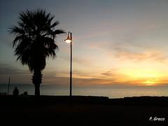 TRAMONTO SUL MAR TIRRENO (peppino42) Tags: mare tirreno calabria sicilia etna isoleeolie tramonto colori natura falerna italia stromboli yourcountry