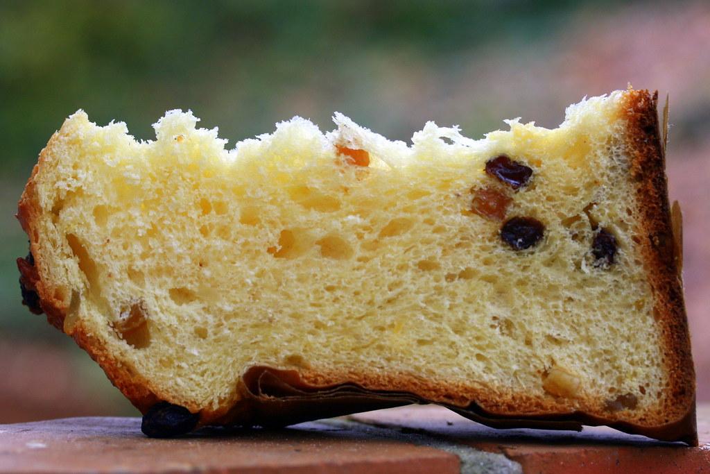 How to make a panettone cake