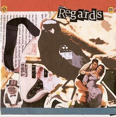 Regards - vinyl sleeve