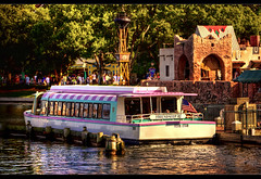 Port of Call (Jeff_B.) Tags: boat orlando epcot florida disney morocco disneyworld wdw waltdisneyworld epcotcenter magickingdom waltdisney worldshowcase disneytransportation frienshipboat disneyphotography disneyphotograph