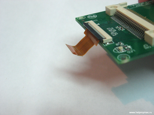Переходник Compact Flash - ZIF