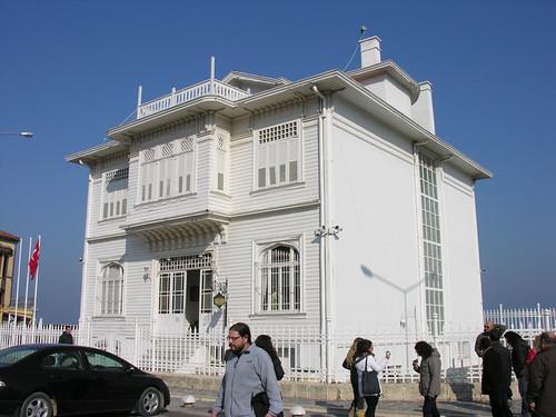 Mudanya, a török függetlenség háza