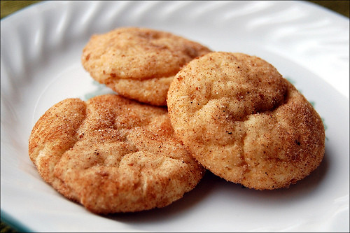 Apple Cinnamon Cookies Recipe — Dishmaps