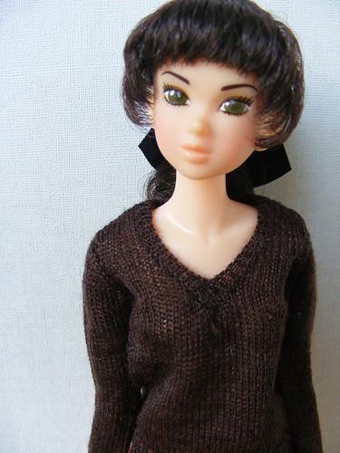 Vada in knitwear