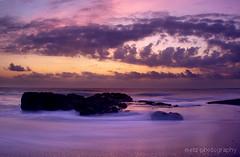 sambut malam di tepi pantai mimpi (memet metz) Tags: sunset sky bali beach photography metz pantai canggu seseh munggu