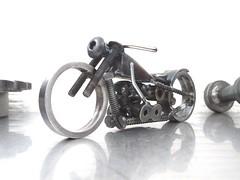 Scrap metal bike #111 (2)