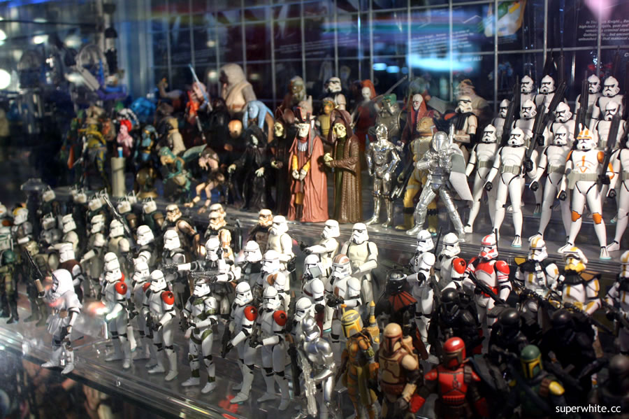 Trooper Collection