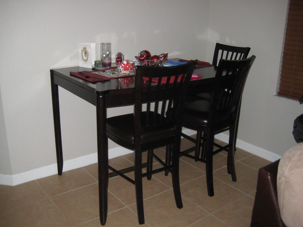 Dining Table- $425